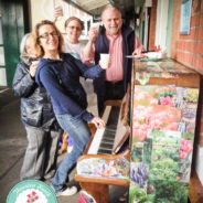 The Piano at our station